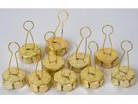 Očká na banky 18 mm DPZS-001 zlaté DP