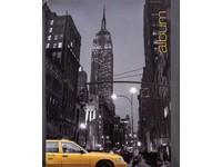 Fotoalbum B-46100S City 3 černé