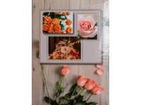 Fotoalbum B-46300/2S Flower power 2 PL