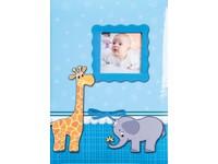 Fotoalbum B-46200SB Giraffe 1 modré PL